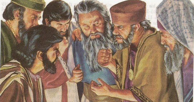 Red Pill Diaries: Pharisees